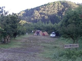 山鳥の森 Cサイト.JPG